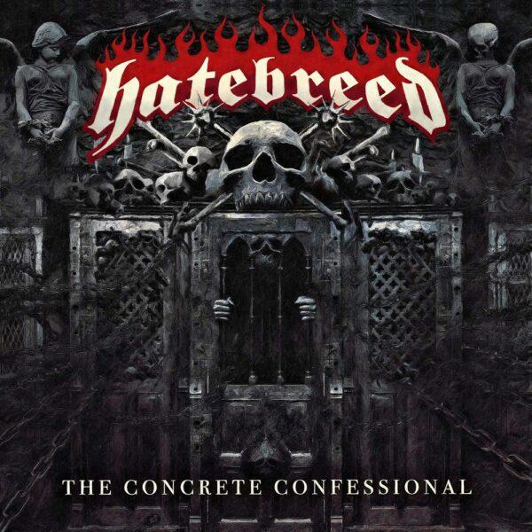 Hatebreed - The Concrete Confessional, LP
