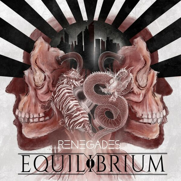 Equilibrium - Renegades, Gatefold, Limited Red Vinyl, 300 Copies