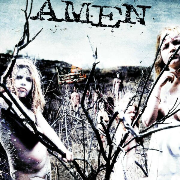 Amen - Amen, 180gr, Limited coloured vinyl, 1000 copies