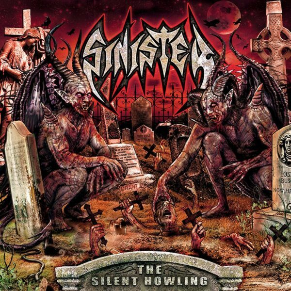 Sinister - The Silent Howling, LP
