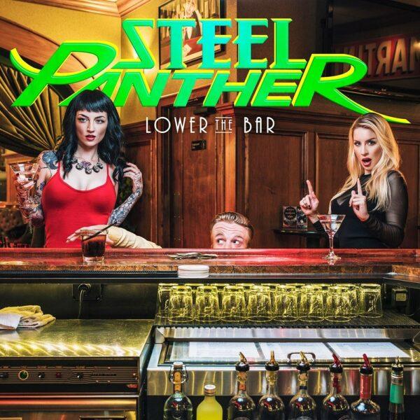 Steel Panther - Lower The Bar, Gatefold, LP