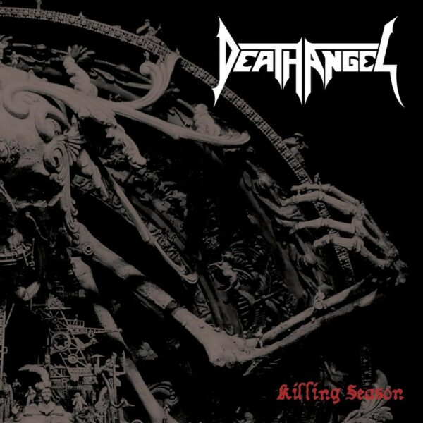 Death Angel - Killing Season, Gatefold, LP