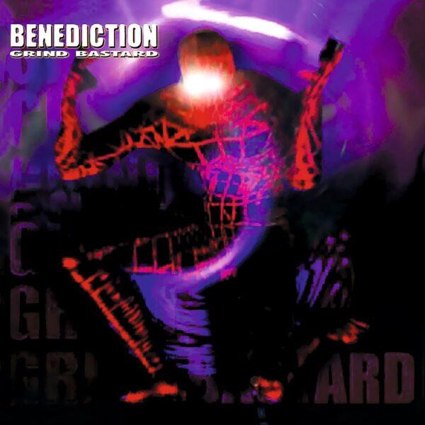 Benediction - Grind Bastards, 2LP, Gatefold 1