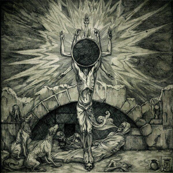 Tragediens Trone - Tragediens Trone, Gatefold, LP 1
