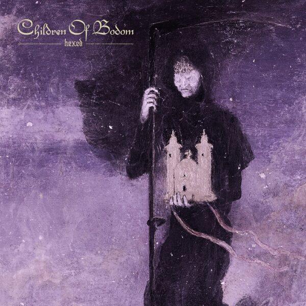 Children Of Bodom - Hexed, Gatefold, LP 1