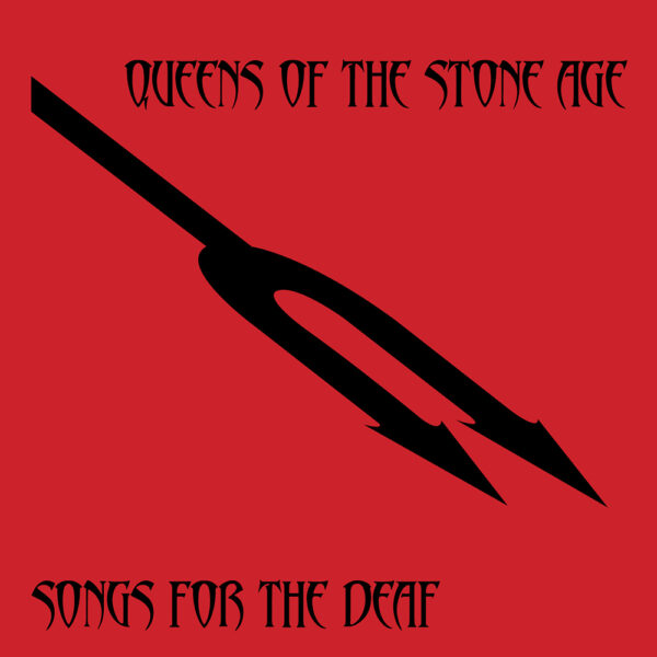 Queens For The Stone Age - Songs For The Deaf, 2LP, Gatefold 1