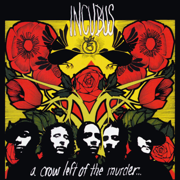 Incubus - A Crow Left Of The Murder..., 2LP, Gatefold, Limited Transparent Yellow Vinyl, 2000 Copies 1