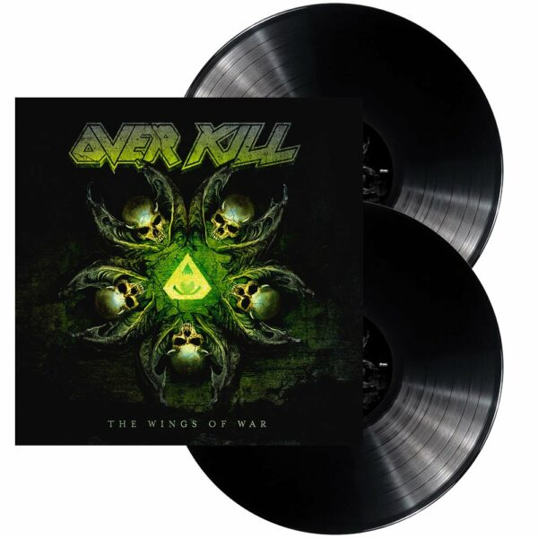 Overkill - On Wings Of War, 2LP, Gatefold 1