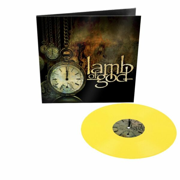 Lamb Of God - Lamb Of God, Limited Yellow Vinyl, 400 Copies 1