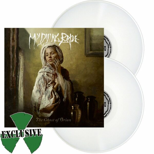 My Dying Bride - The Ghost Of Orion, 2LP, Gatefold, Limited White Vinyl, 500 Copies 1