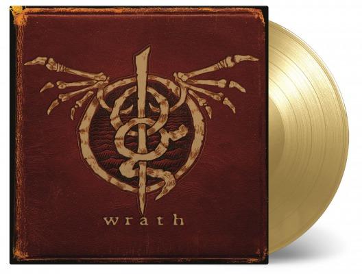 Lamb Of God - Wrath, Limited Gold Coloured Vinyl, 2000 Copies, 180gr, LP 1