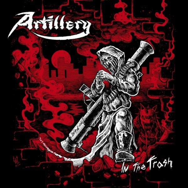 Artillery - In The Trash, LP 1