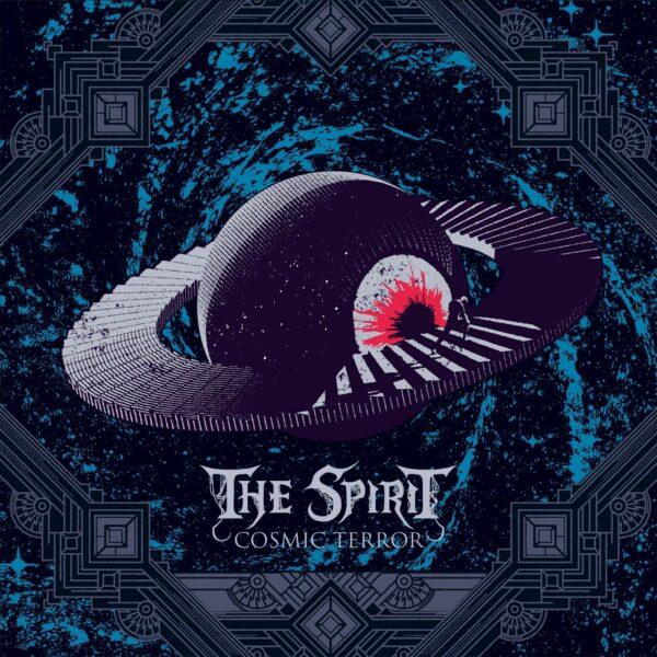 The Spirit - Cosmic Terror, Gatefold, LP 1