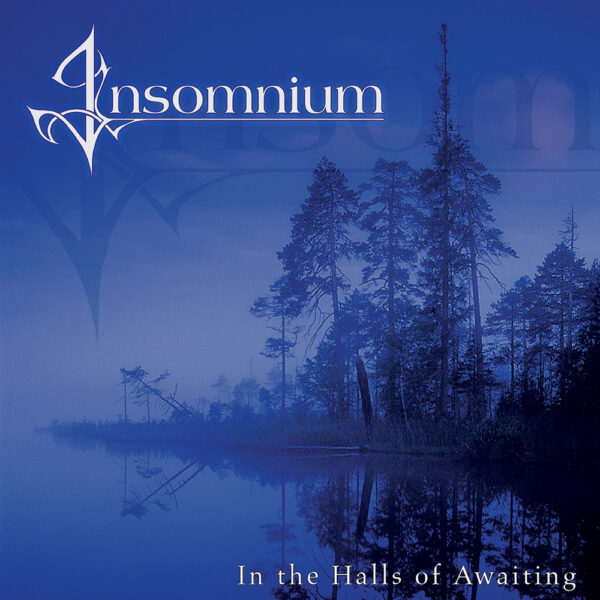 Insomnium - In The Halls Of Awaiting, 2LP, Gatefold, Limited Transluctant Blue Vinyl 1