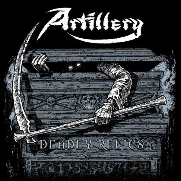Artillery - Deadly Relics, LP 1