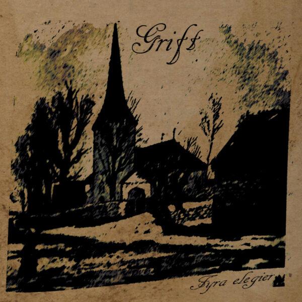 Grift - Fyra Elegier, Incl Download Code & Poster 1