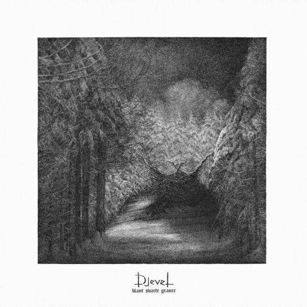 Djevel - Blant Svarte Graner, Limited White Vinyl, 300 Copies 1