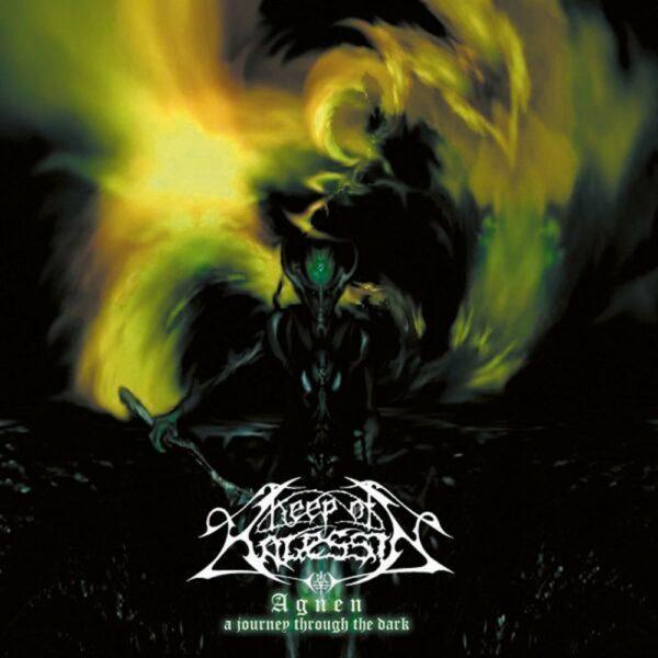 Keep Of Kalessin - Agnen, A Journey Through the dark, LP 1