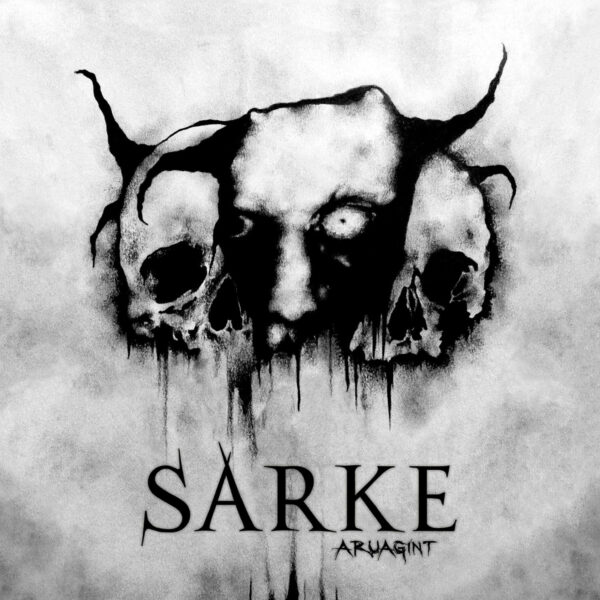 Sarke - Arguagint, Gatefold, Ltd Crystal Clear Vinyl 1