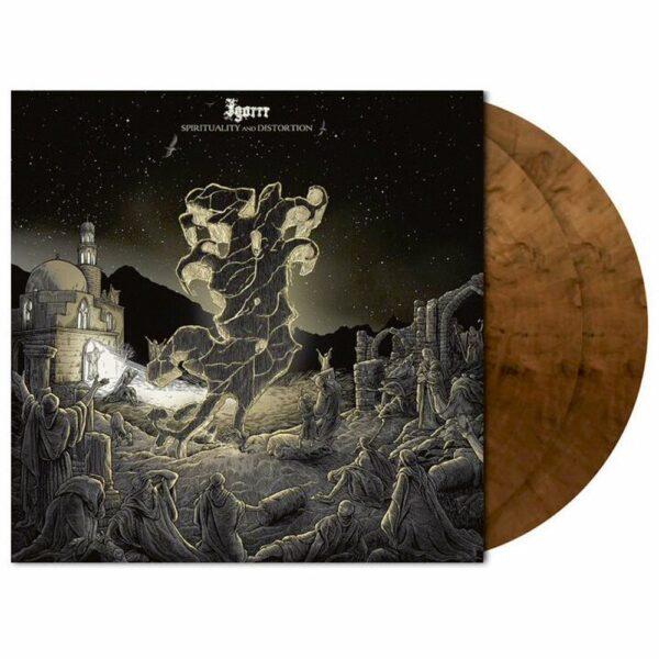 Igorrr - Spirituality and Distortion, 2LP, Gatefold, Limited Brown/Black Marbled Vinyl, 500 Copies 1