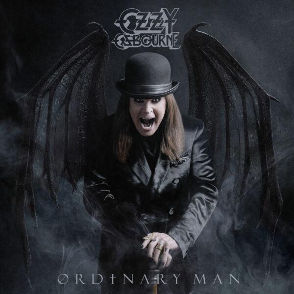 Ozzy Osbourne - Ordinary Man, Limited Black, White & Grey Marbled Vinyl 1