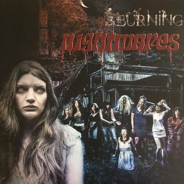 Burning - Nightmares, LP 1