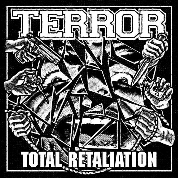 Terror - Total Retataliation, Gatefold, LP 1