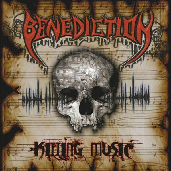 Benediction - Killing Music, Gatefold, LP 1