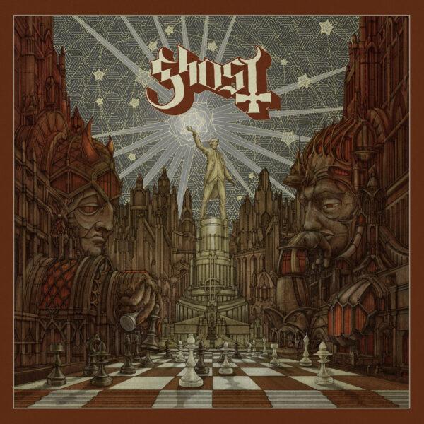 Ghost - Popestar, LP 1
