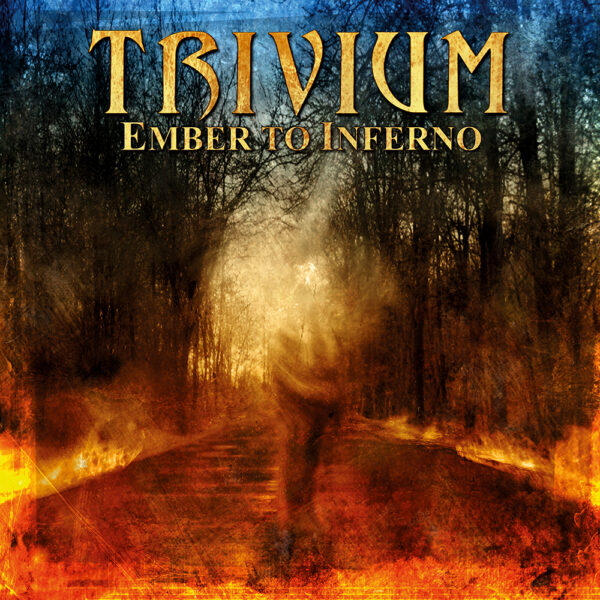 Trivium - Ember To Inferno, 2LP, Gatefold, Orange/Black Marbled Vinyl 1
