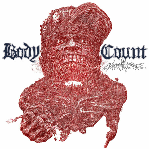Bodycount - Carnivore, Gatefold, Incl poster, CD, 180gr, LP 1