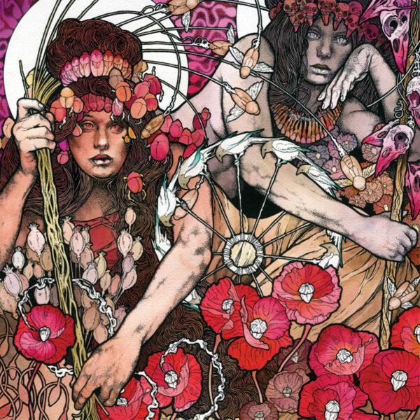 Baroness - Red Album, 2LP, Gatefold 1