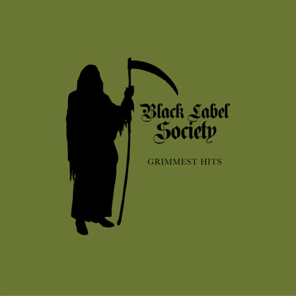 Black Label Society - Grimmest Hits, 2LP, Gatefold 1