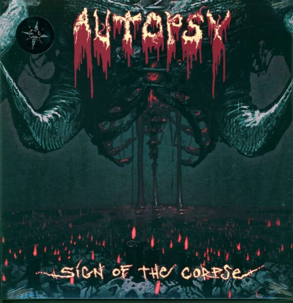 Autopsy - Sign Of The Corpse, LP 1