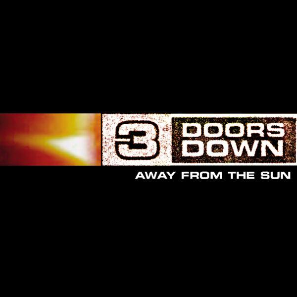 3 Doors Down - Away From The Sun, 2LP, Gatefold 1
