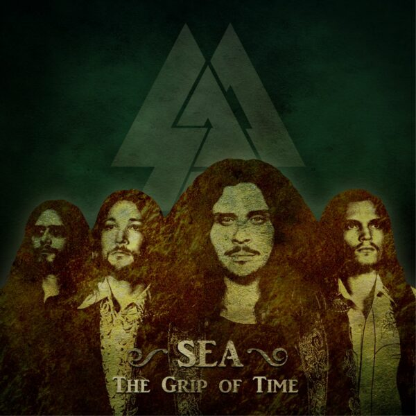 Sea - The Grip Of Time, Gatefold, LP 1