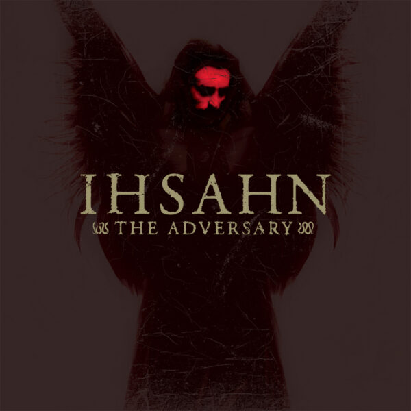 Ihsahn - The Adversary, Gatefold, Red Vinyl 1