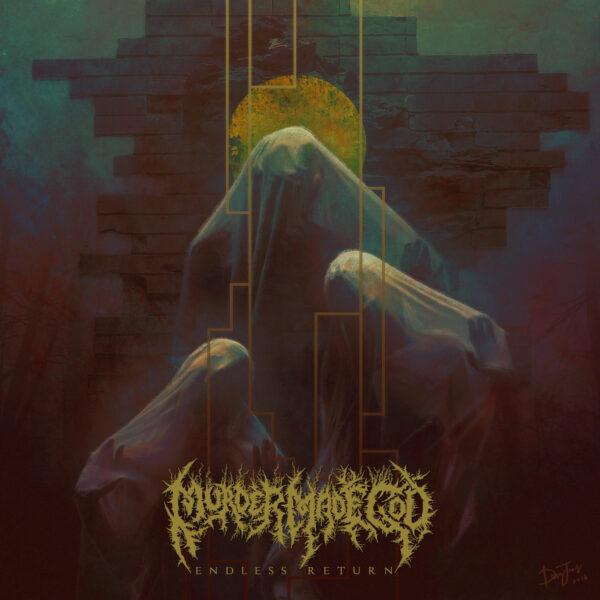 Murder Made God - Endless Return, Gatefold, Limited Transluctent Gold Vinyl 1