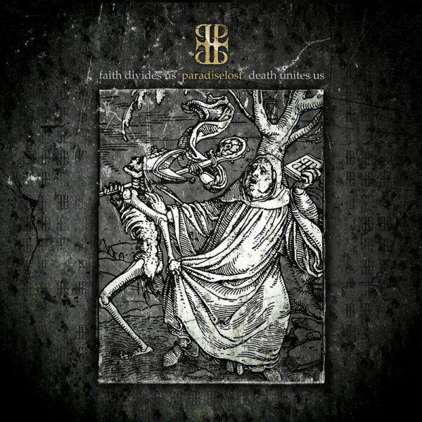 Paradise Lost - Faith Divides Us, Death Unites Us, Gatefold, 180gr, LP 1