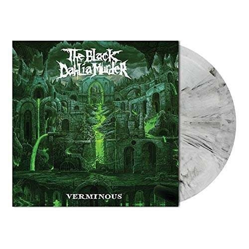 The Black Dahlia Murder - Verminous, Limited Grey Marbled Vinyl, 500 Copies 1