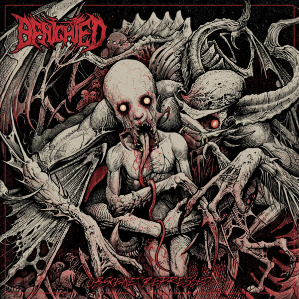 Benighted - Obscene Repressed, Gatefold, LP 1