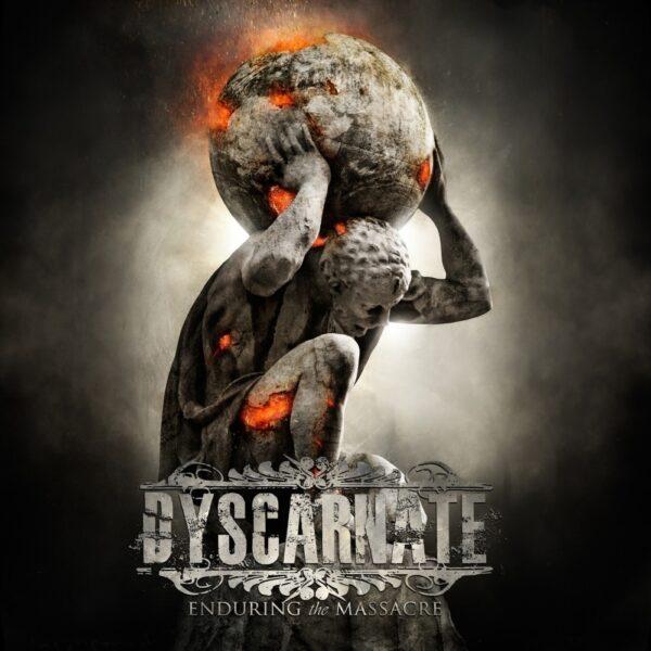 Dyscarnate - Enduring The Massacre, Gatefold, Transparent Vinyl 1