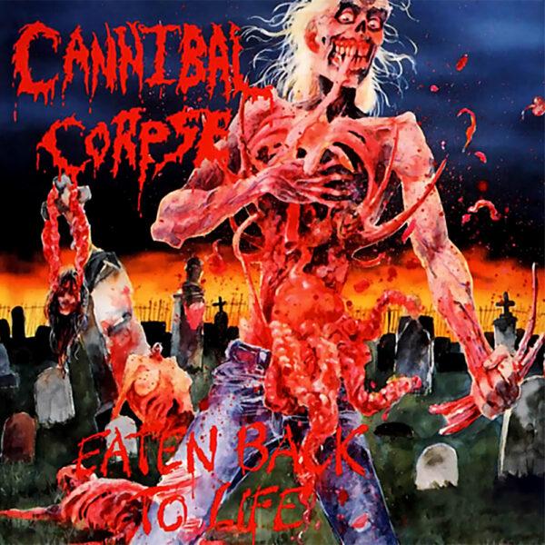Cannibal Corpse - Eaten Back To Life, 180gr Vinyl 1
