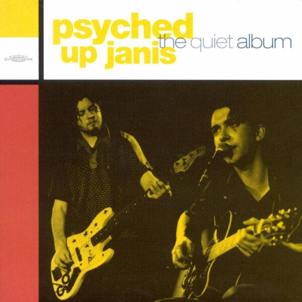 Psyched Up Janis - The Quiet Album, 2LP, Gatefold 1