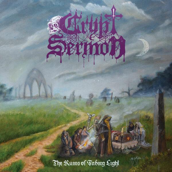 Crypt Sermon, 2LP, Gatefold 1
