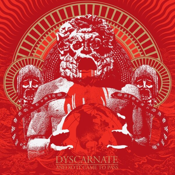 Dyscarnate - And so it came to Pass, Gatefold, Gold vinyl 1
