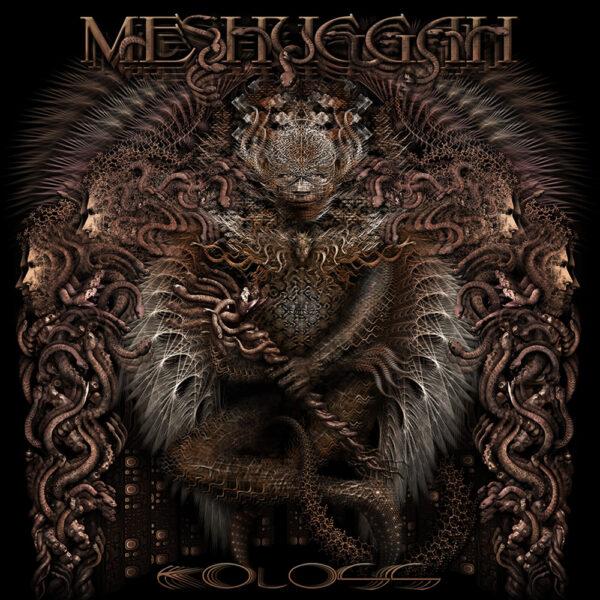Meshuggah - Koloss, 2LP, Gatefold, Limited Silver Vinyl, 300 Copies 1