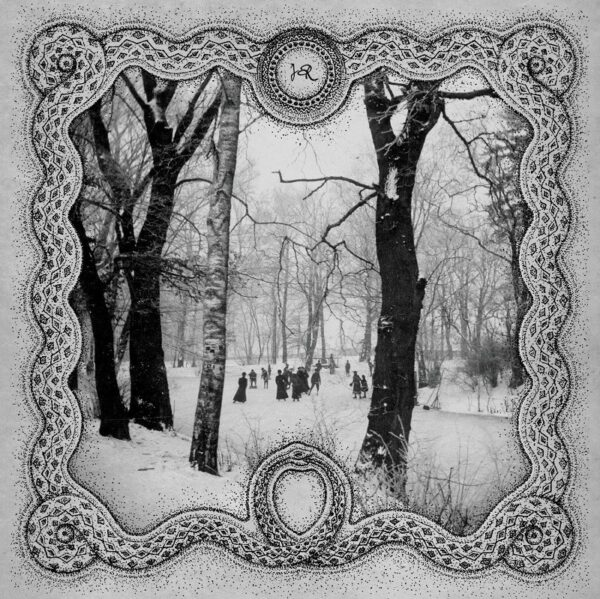 Orm - IR, Gatefold, White/Black Marbled Vinyl 1