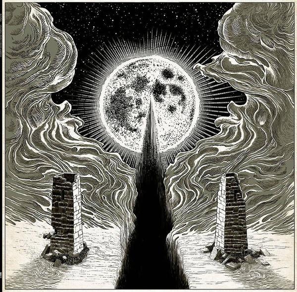 Rising - Oceans Into Their Graves, LP 1