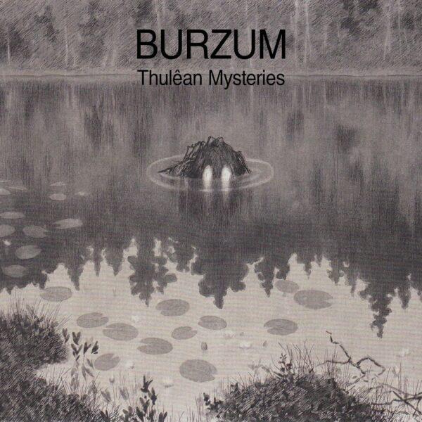 Burzum - Thulean Mysteries, 2LP, Gatefold, Limited Clear Vinyl 1